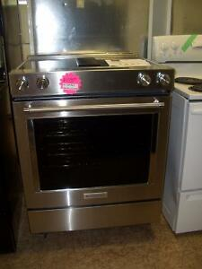 """KitchenAid 30"""" Electric Front Control Range - SAVE OVER $1000!"""