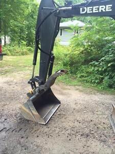 2014 John Deere 27D Excavator: 290 Hours Kawartha Lakes Peterborough Area image 4