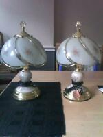 Small bedroom table lamps
