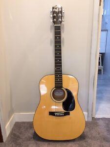 Johnson Acoustic Guitar Gilmore Tuggeranong Preview