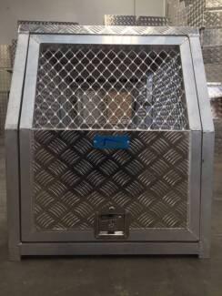 40*40 Framework Dog Cage L1780*W700*H850 SST Camping Toolbox