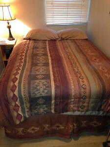 Spring Air Back Supporter Twin Mattress - MUST SELL