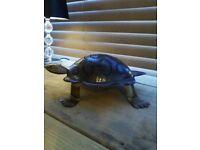 Tortoise Tea Light Candle Holder