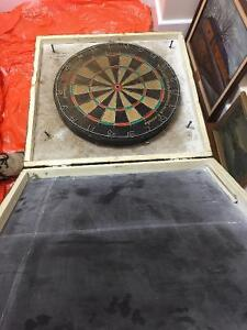 Dart boards with cases included Cornwall Ontario image 1
