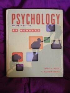 Psychology in Modules - Eleventh Edition