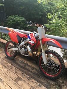 2003 Honda CR250R Very Clean