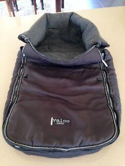 Valco baby pram liner/sleeping bag