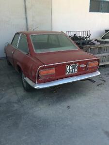 FIAT 124 SPORT 1600