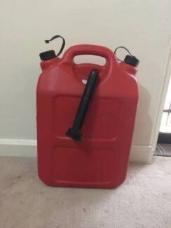 Oil can 20 liters