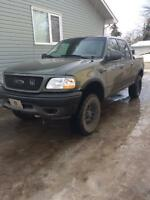2002 f150 supercrew 4x4