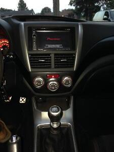 2012 Subaru Impreza STI