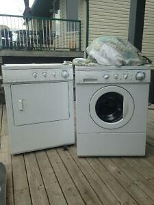 Frigidaire gallery 12 cycle heavy duty washer and dryer
