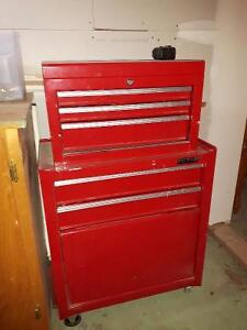 Multi drawer tool chest