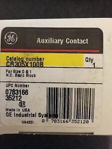 GE Industrial Solutions CR305X100B