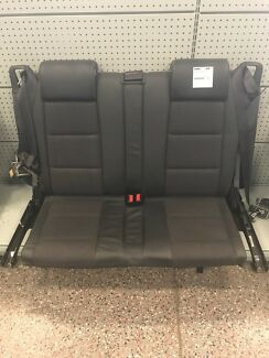 Ford Territory 3rd row dickie seat