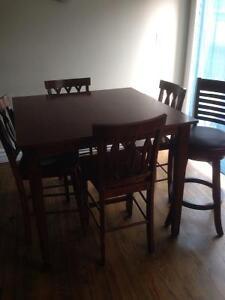 6 Piece Table Set