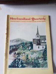 Newfoundland quarterly Spring 1978