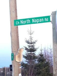 NORTH NAPAN LAND FOR SALE