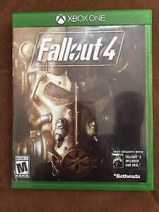 Fallout 4 -Xbox One