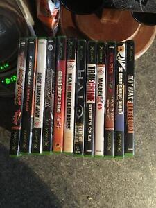 Original XBox and games