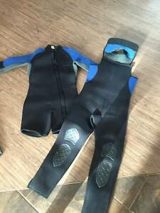 Mares Mens XS 7 mm wetsuit