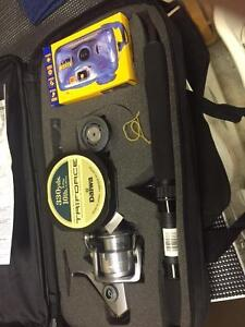 Travel Daiwa fishing kit Peterborough Peterborough Area image 1