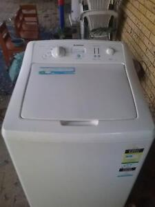 Simpson 8kg Ezi Sensor Washer Camira Ipswich City Preview