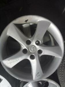 17 inch mags for MAZDA