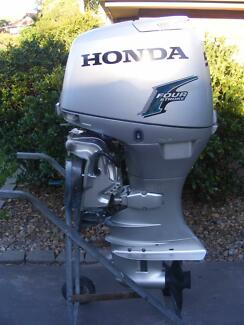 Honda 50 HP 4 Stroke Outboard Motor