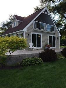 FAWN ISLAND COTTAGE plus 2 building lots on St Clair River Sarnia Sarnia Area image 10