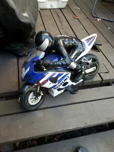 Radio  Controlled   Motorcycle