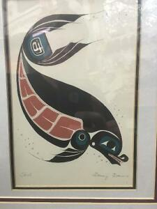 Danny Dennis Framed Native Art Prints Regina Regina Area image 4