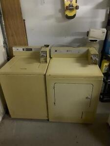 May Tag - Coin Washer and Coin Dryer (Heavy Duty Set) - $350.00 Kitchener / Waterloo Kitchener Area image 3