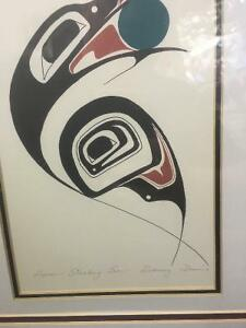 Danny Dennis Framed Native Art Prints Regina Regina Area image 6