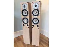 Gale 4040 HiFi Speakers - 120 W