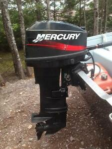 2003 25hp Mercury Outboard