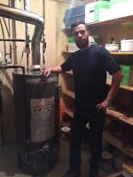 Hot Water Heater repair and replacement
