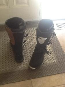 Thor motor cross  boots