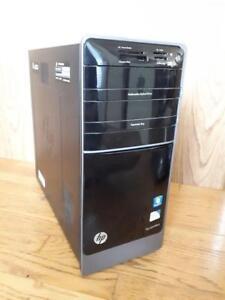 HP Computer with Windows 10, 1 TB Hard drive, 2 GB HDMI Graphics card! WIFI