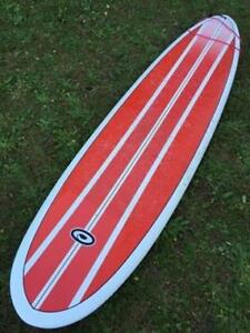 7/6 as new long surfboard used only a hand full of times Burleigh Heads Gold Coast South Preview
