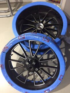 Ducati Diavel Wheels
