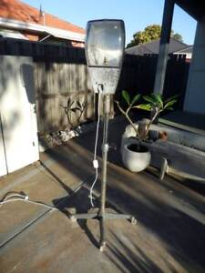 Industrial Hand Made Upcycled Floor Lamp Bayswater Bayswater Area Preview