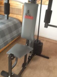 Priced to SELL!!  Weider Home Gym
