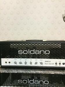 SUPER RARE Soldano SL 60