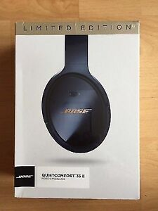 New Bose QC 35 II Limited Edition Headphones