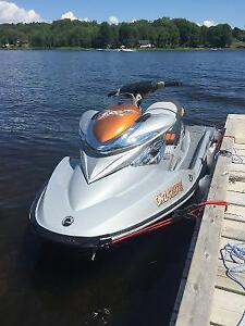 =2009 seadoo rxpx 255 rxp rxp-x mint with trailer