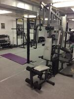 Personal Trainer and ATS Training (Private home studio)