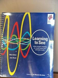 Learning to See - Lean Manufacturing