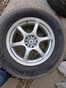 """17"""" 18"""" and 20"""" tires"""