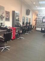Hairstylist and Barber wanted on Rent a Chair